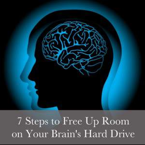 Free Up Brain Space Focus