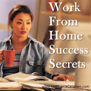 Work from Home Success Secrets