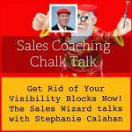 Sales Chalk Talk Radio Show with Hugh Liddle media image