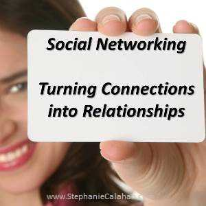 Business Networking – How to Grow Your Social Media #Networking Into Real Relationships