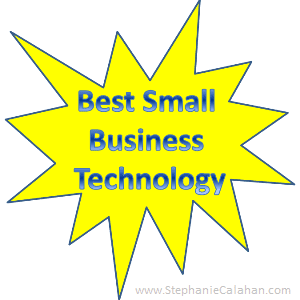 Best small business technology