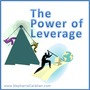 Are You Using the Power of Leverage in Your Business? Do You Know How?