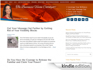 Kindle - Get Your Blog on the Kindle