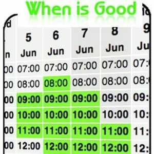 Meeting planner When Is Good Tool