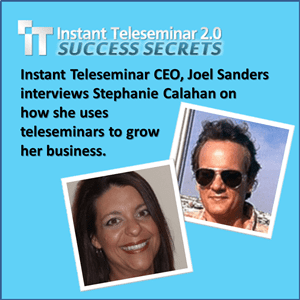 Learn How to Leverage InstantTeleseminar for Your Visibility and Business Operations