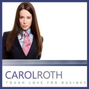 Carol Roth Tough Love for Business