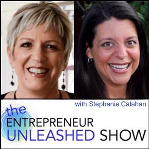 Entrepreneur Unleashed Show Business Podcast with Patti Keating