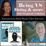 Entrepreneur Mind Hacks Carey Green