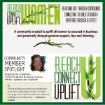 Reach Connect Uplift Women Community Spotlight