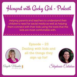 Managing Technology for You and Your Child/Teen – Interview