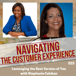 Customer Experience podcast with Yanique Grant episode 23