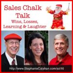 Sales Chalk Talk Radio Podcast Business Growth Hugh Liddle and Jim Hamlin