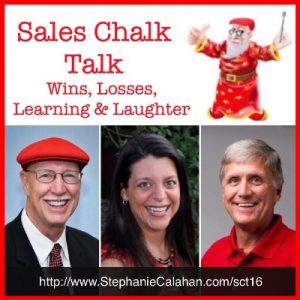 Ideal Clients, Sales and Aligning Your Business for Success – Sales Chalk Talk Show