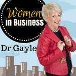 Women in Business Show with Dr. Gayle Carson
