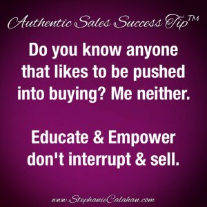 Sales: 3 Powerful & Authentic Tips that get You from Stressed to Wealth