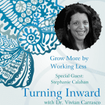 Turning Inward Podcast Dr Vivian Carrasco